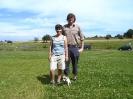 Barbara und Marco mit Riva